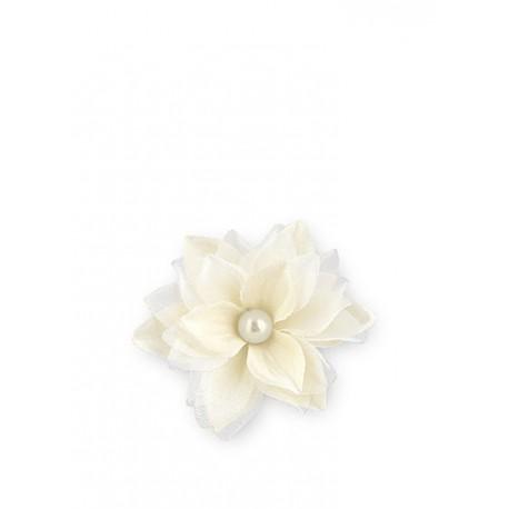 Fiore Con Perla E Molletta