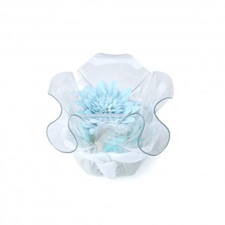 Ciotola acrilico trasparente Hervit Creations