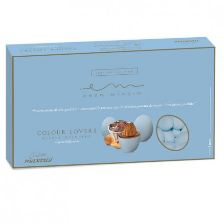 Maxtris Colours Lovers  Nuance carta da zucchero al gusto di Gianduia
