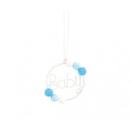 Cerchio Baby con Pon pon