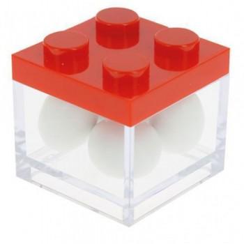 Scatolina plexiglass con...