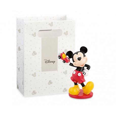 Mickey con macchinina
