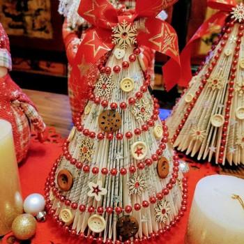 Alberello di Natale Shabby...