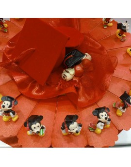 Torta Walt Disney Laurea