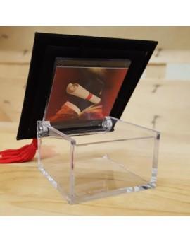 Scatolina In Plexiglass Laurea