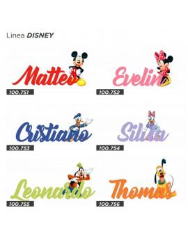 Scritte In Legno Disney