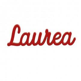 Decoro Laurea rosso