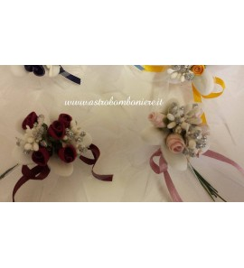 Bouquet di fior e confetti