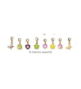 CHARMS PLACCATI ORO