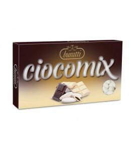 Confetti al doppio cioccolato