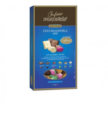 Cioccomandorla Mix con cioccolato Caffarel