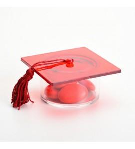 Scatoline tocco laurea in plexiglass