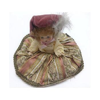 Bambolina Liana in porcellana