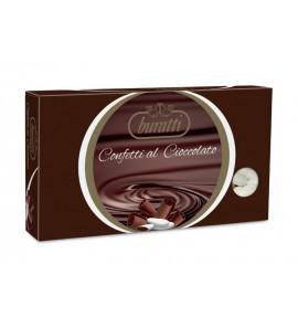 Confetti cuore cioccolato fondente