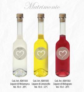 Bottiglietta di liquore